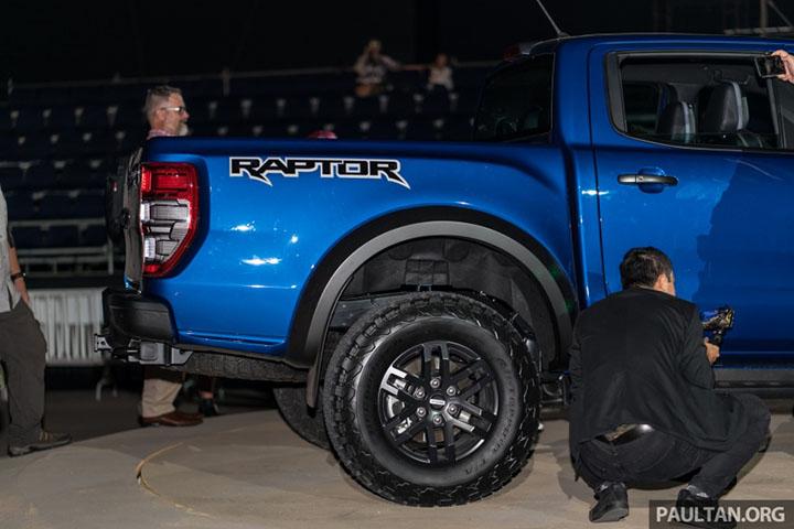 មកដឹងតម្លៃ Ford Ranger Raptor ស៊េរីថ្មីនៅអូស្រា្តលី ទើបប្រកាសក្តៅៗ