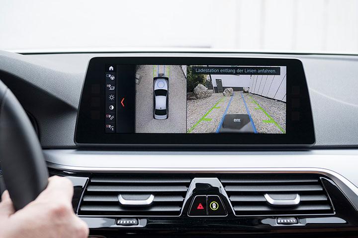 BMW ប្រភេទ Plug-in Hybrid ថ្មី អាចសាកថ្មមិនបាច់ប្រើខ្សែ ដំបូងបង្អស់លើលោក