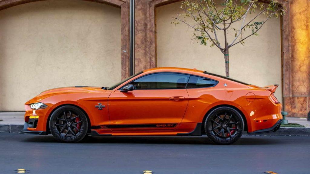 Shelby Super Snake Bold Mustang របស់ Ford តម្លៃជាង 12 ម៉ឺនដុល្លារ