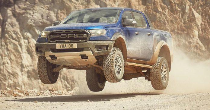តើពិតដែលឫទេ ដែល Ford Ranger Raptor នឹងបំពាក់ម៉ាស៊ីន 8?